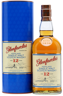 Glenfarclas Scotch Single Malt 12 Year 750ml